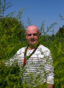 Artemisia Annua farmer Hungary