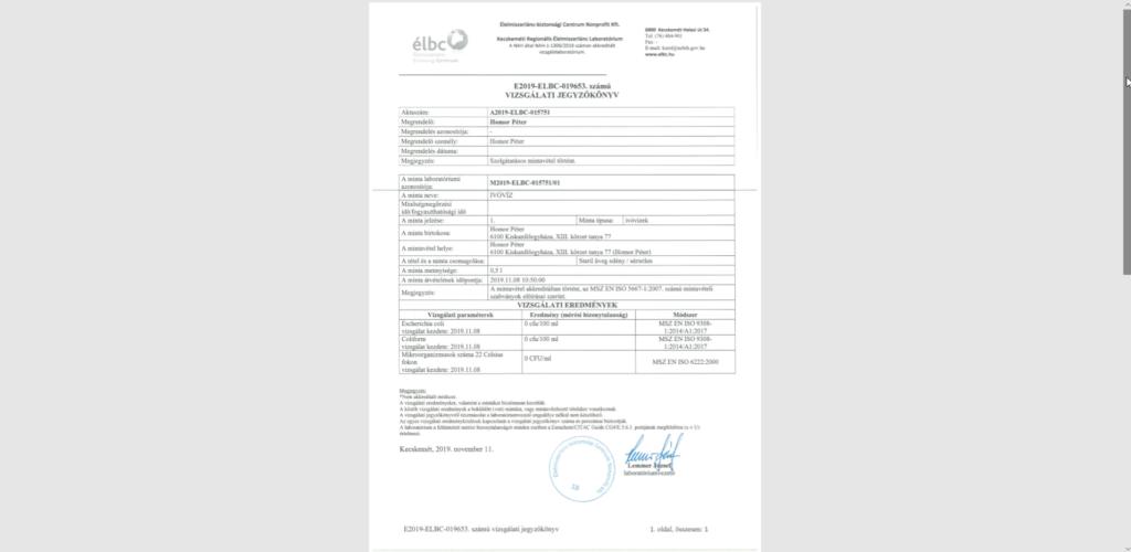 certifications artemisia annua tea