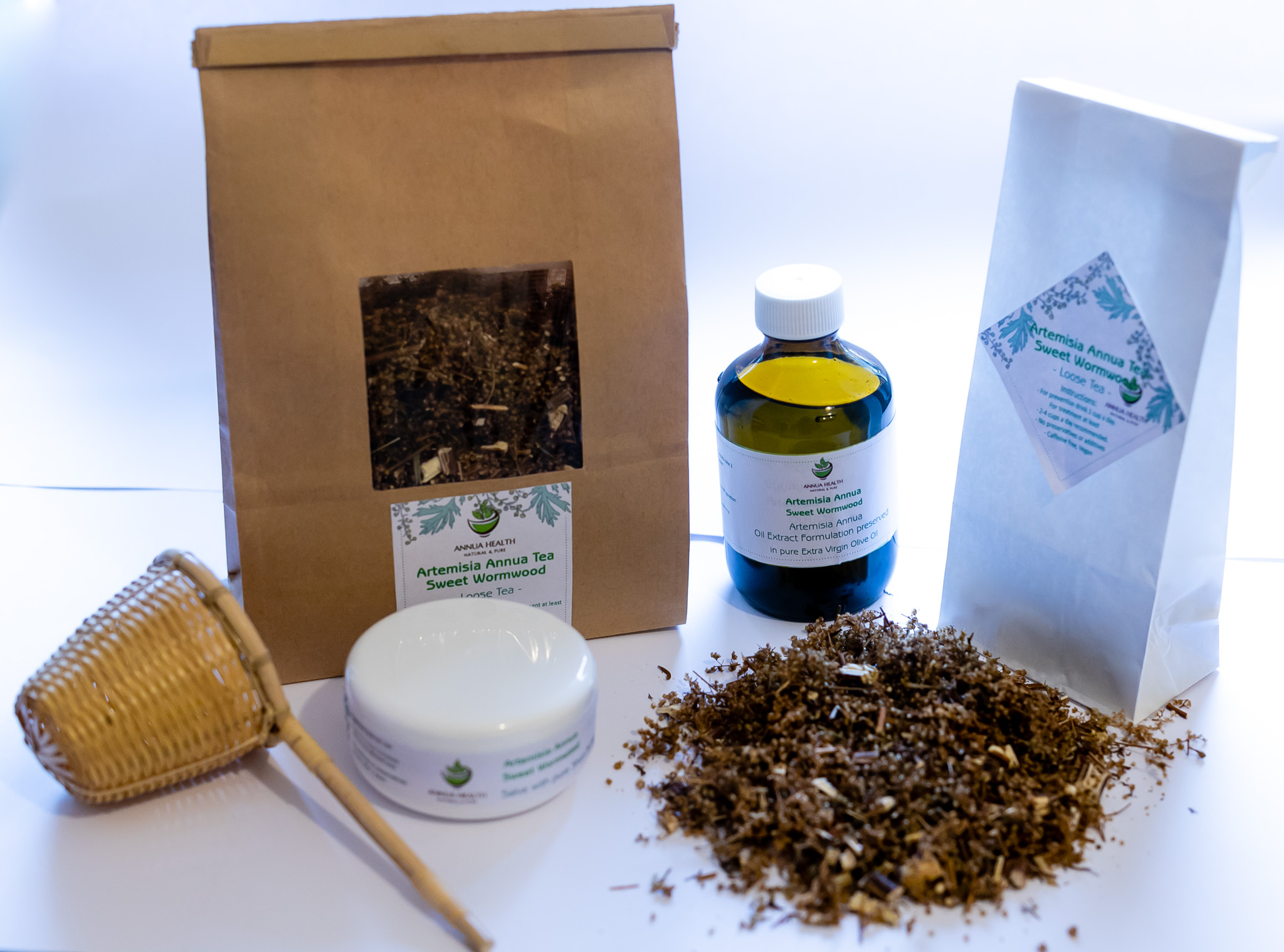 Artemisia Annua Tea Products