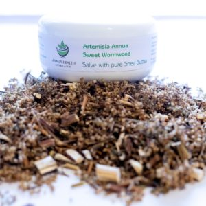 Sweet Wormwood Salve Shea Butter